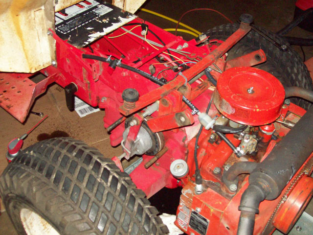 gravely 816s wiring diagram gravely diy wiring diagrams 8163 t refurb onan carb fun mytractorforum com the
